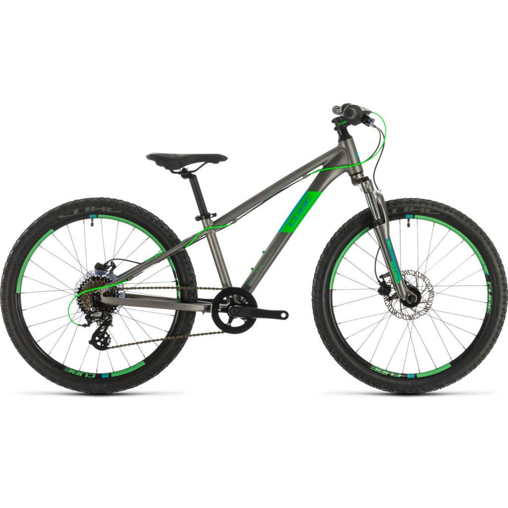 Bicicleta de copii de inchiriat Cube Kids 240 - Pucioasa Bike Rental