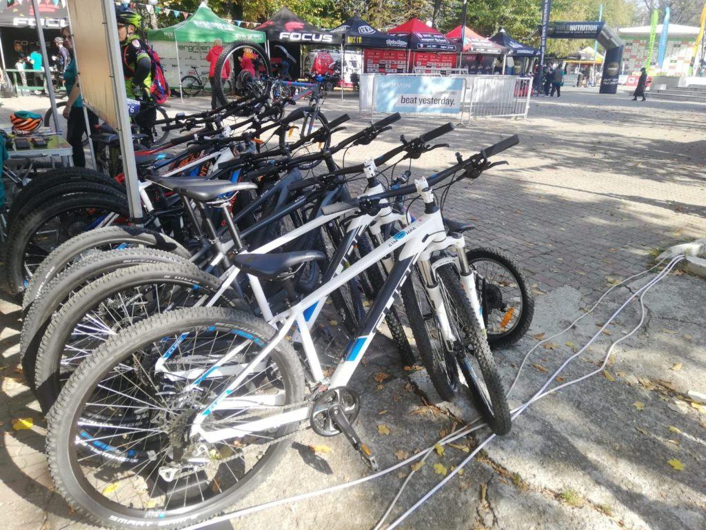 Biciclete Cube de inchiriat - Pucioasa Bike Rental