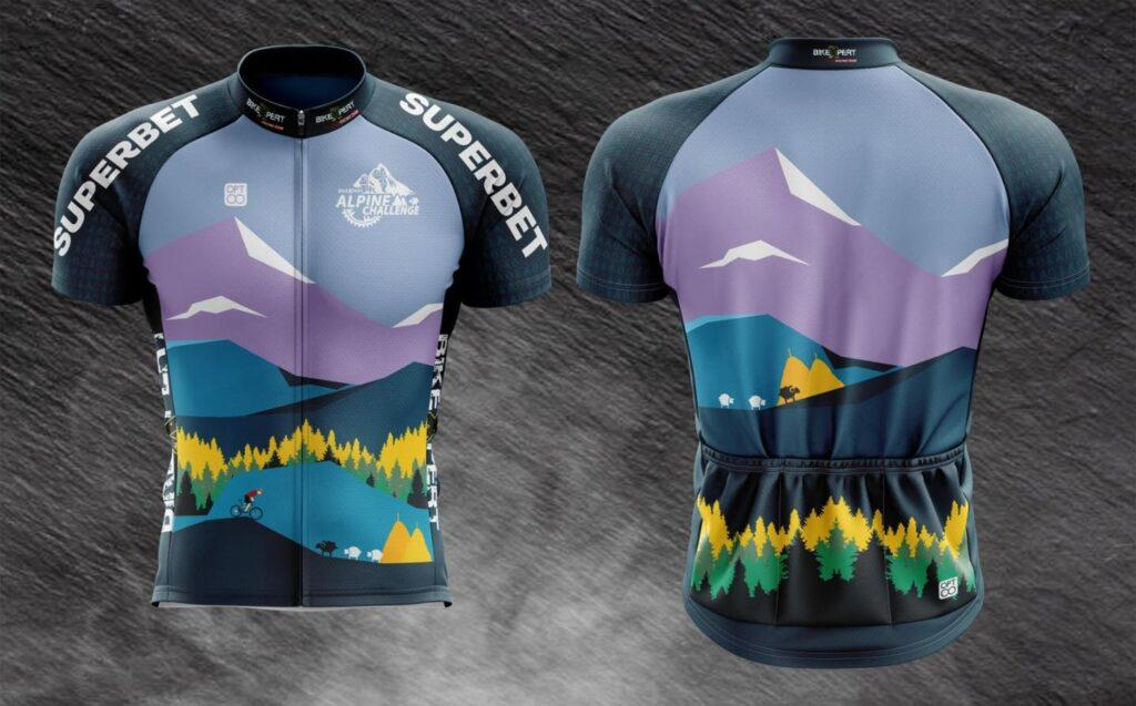 Tricoul BikeXpert Alpine Challenge 2021
